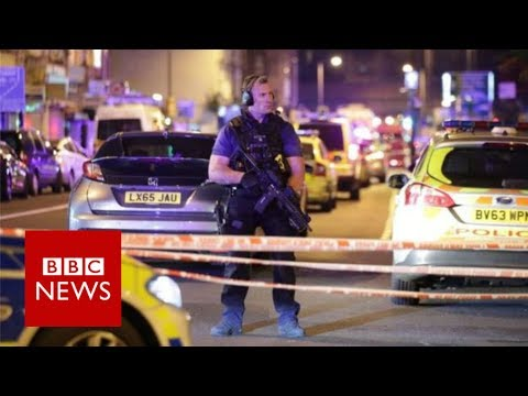"Finsbury Park Mosque: ""This is a terrorist attack"" eyewitness -  BBC News"