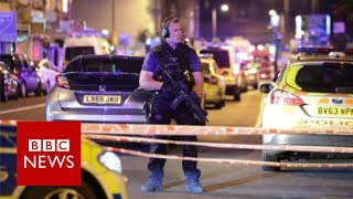 An eyewitness to the Finsbury Park Mosque attack has described the ...