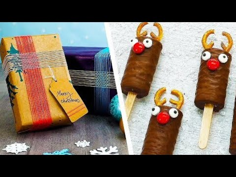 16 Ultimate Christmas DIYs | Christmas Crafts | Craft Factory