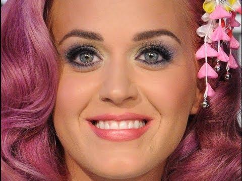 Katy Perry 2011 Vma Makeup Tutorial Youtube