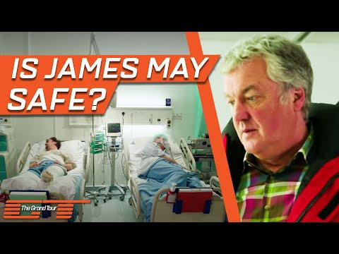 James May is Still Alive