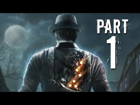 Murdered: Souls Suspect Walkthrough Part 1 - I'M ALIVE ???