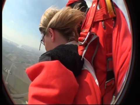 Skydiving @ zeeland