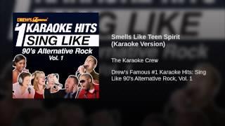 Smells Like Teen Spirit (Karaoke Version)