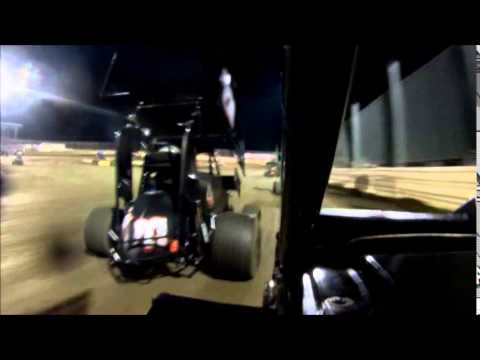 Ryan Leavitt Iowa Micro Sprint Series 2015