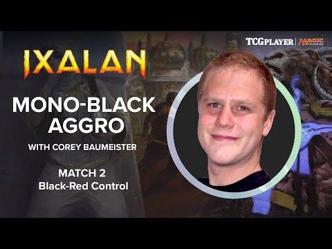 [MTG] Mono-Black Aggro | Match 2 VS Black-Red Control