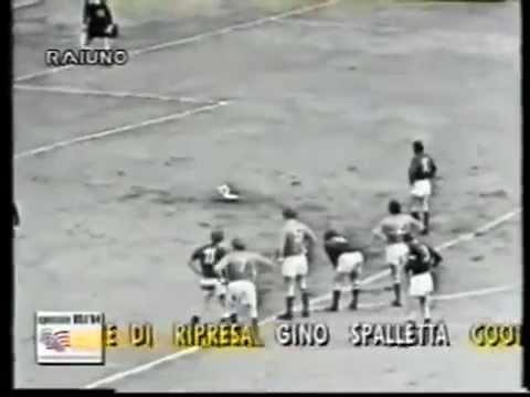 1970 ITALIA EIRE   3 - 0