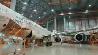 AIRCRAFT MAINTENANCE ETIHAD AIRWAYS