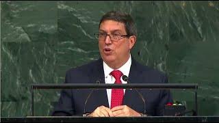 La Habana: Trump no tiene la