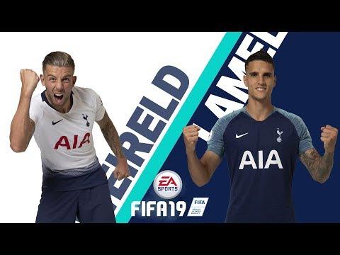 FIFA 19 | TOBY ALDERWEIRELD V ERIK LAMELA