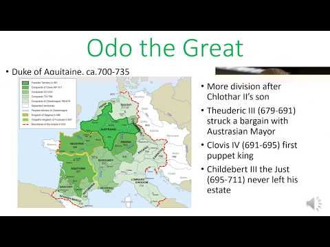The History of the Franks to 768 CE