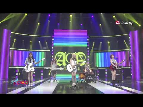 Simply K-Pop Ep76 AOA BLACK - MOYA / 심플리케이팝
