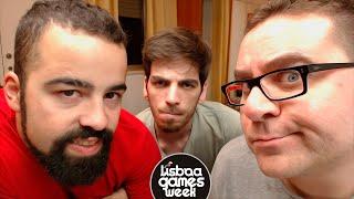 IMPORTANTE | HORÁRIOS E ASSUNTOS LISBOA GAMES WEEK 2015