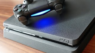 Comprei Um Playstation 4 Slim. VALE A PENA MESMO?(, 2018-02-15T23:46:50.000Z)