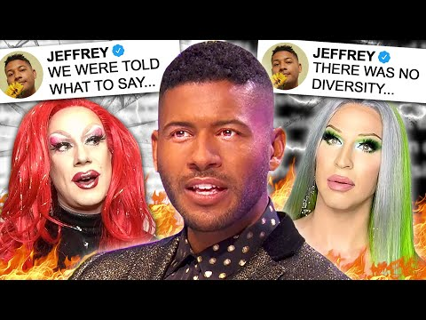 Jeffrey Breaks Silence: The TRUTH About Canada's Drag Race