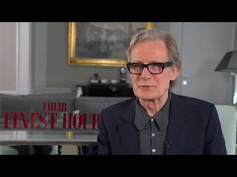Bill Nighy on Their Finest Hour and director Lone Scherfig