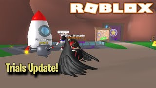 *NEW* MINING SIMULATOR CODES TRIALS UPDATE | The Weird Roblox