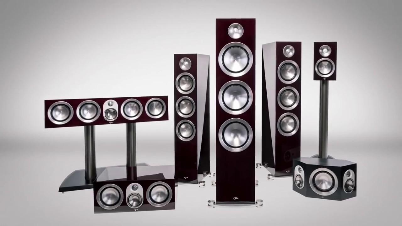 Prestige Series - High Performance Speaker -Paradigm Speakers