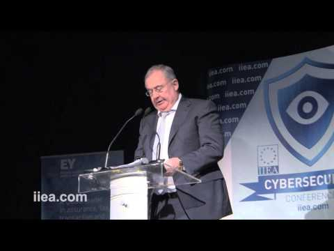 Cybersecurity Conference Dublin: Opening address - Minister Pat Rabbitte T.D. - 15 Nov 2013
