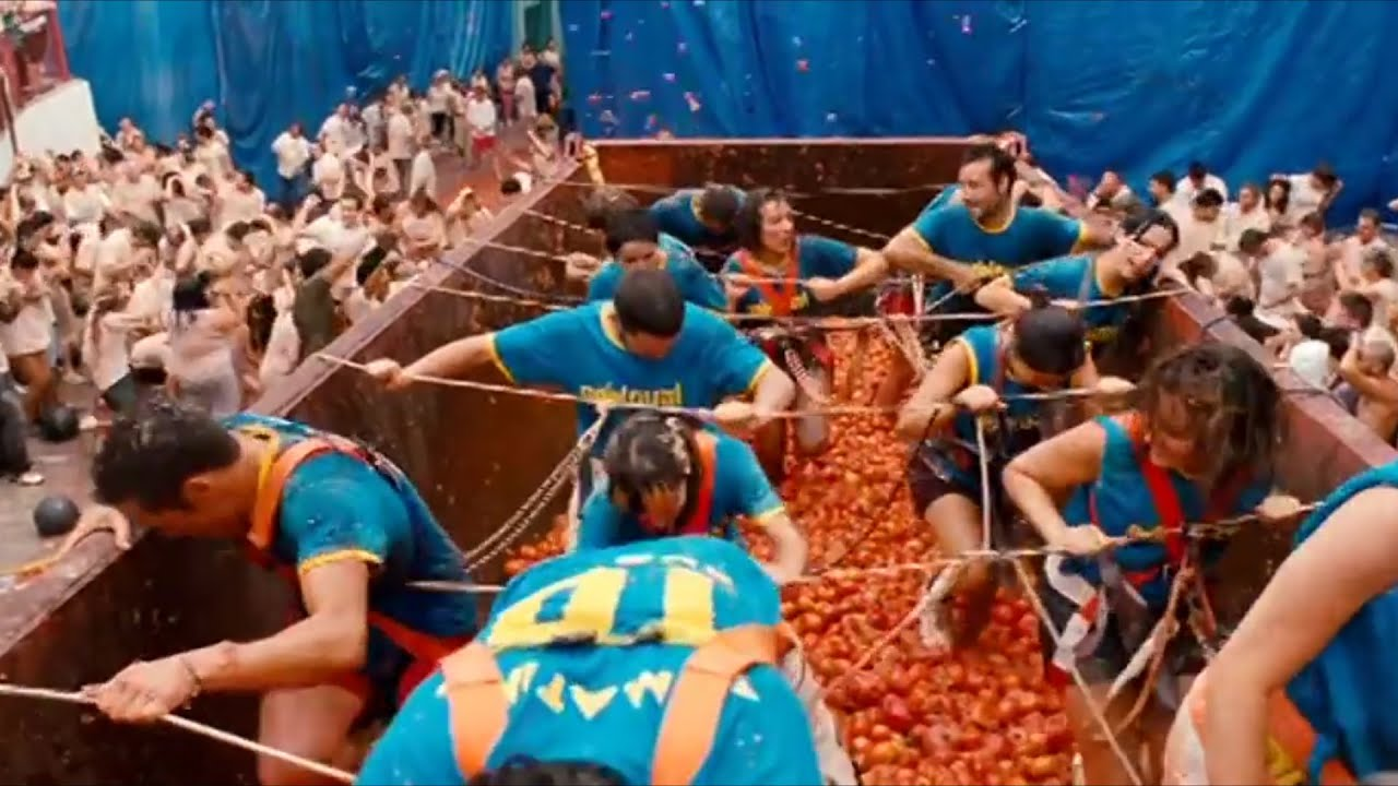 Facts you must know   La Tomatina - YouTube