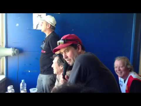 Sydney Community Cup commentators 2013
