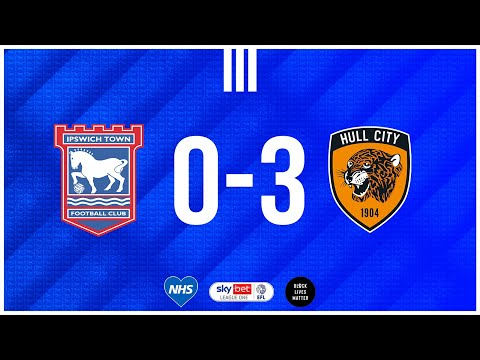 Ipswich Hull Goals And Highlights