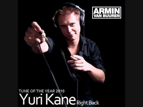 Yuri Kane  Right Back Tune of the year 2010 HQ