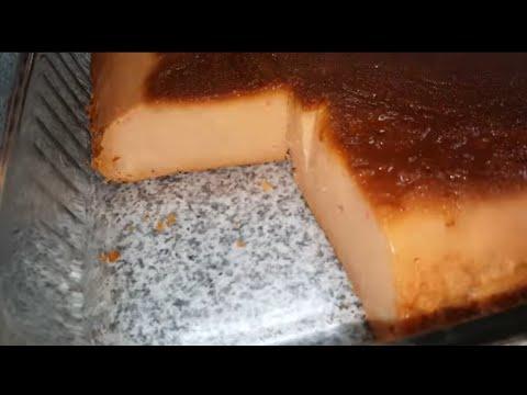 Budin de pan dulce