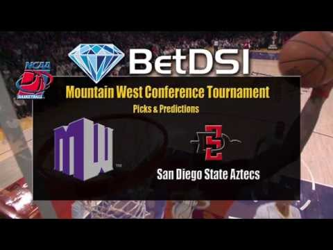 2015 Mountain West Conference Tournament Odds | College Basketball Free Picks