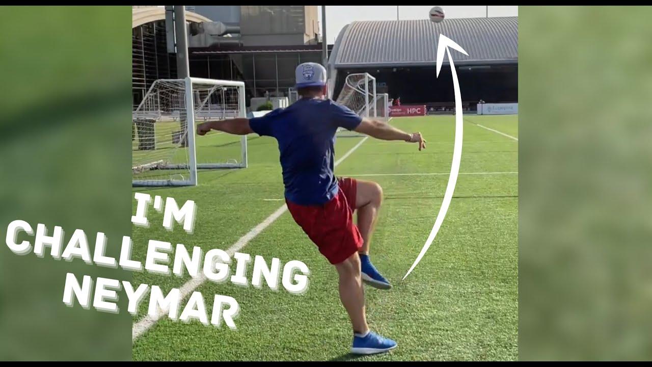 Me vs Neymar 🤯 #shorts