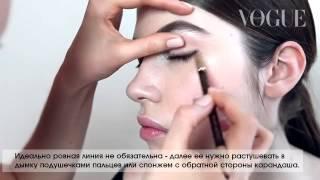 Видеоурок.Как сделать сияющий летний макияж