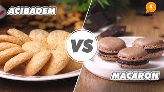 Acıbadem vs Macaron - Onedio Yemek - Tatlı Tarifleri