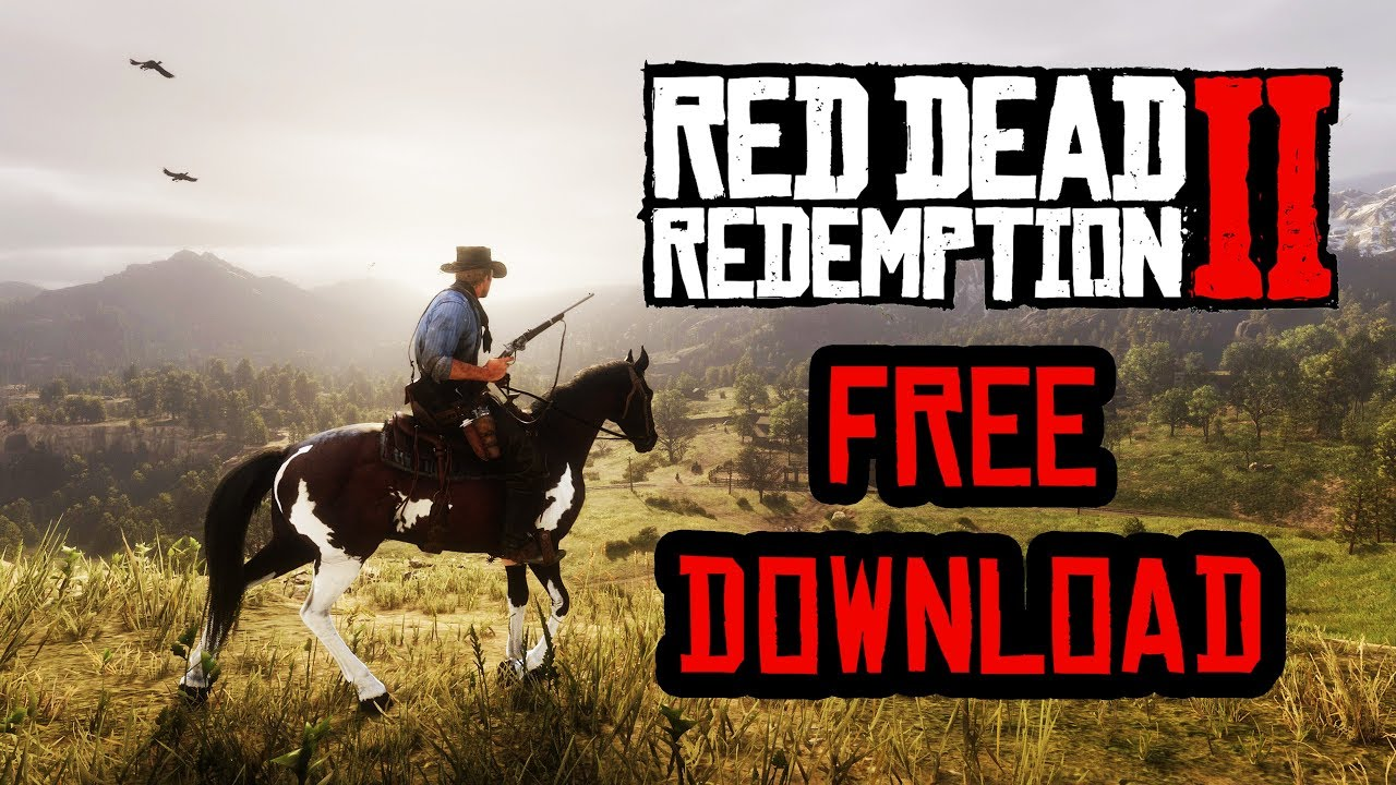 Red Dead Redemption 2 PC FREE Download With Crack-Red Dead Redemption 2 PC Download Full Version - YouTube