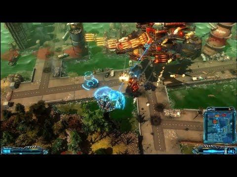 X-Morph: Defense All Boss+Ending