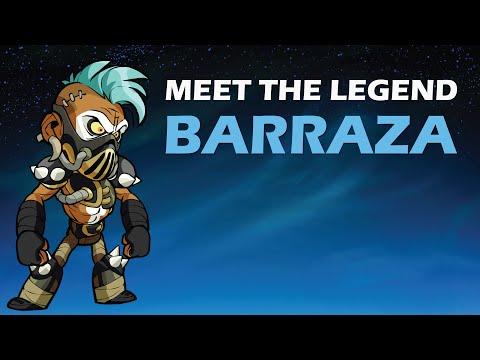 Barraza - Meet The Legend -  Legend Walkthrough & Guide