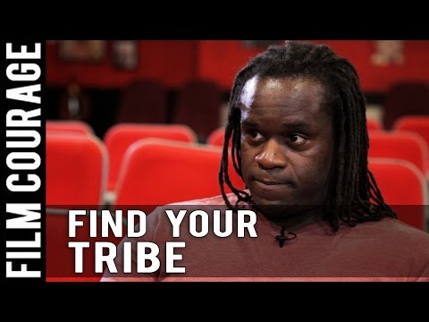 How An Artist Can Find Their Tribe by Markus Redmond