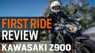 kawasaki Z900 First Ride Review at RevZilla.com