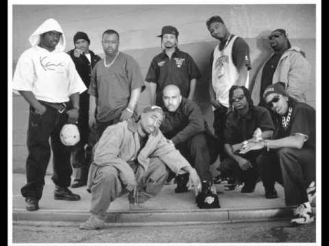 Gangsta Team - South Central Cartel featuring IceT, 2Pac, MC Eiht, Spice1
