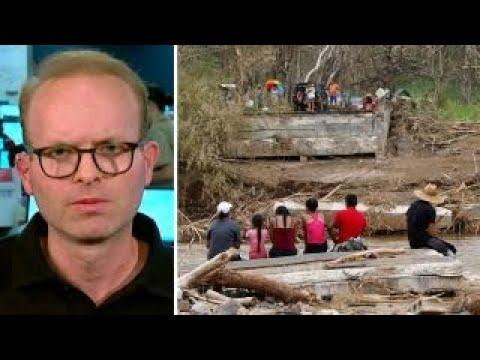 FEMA deputy administrator shares update on Puerto Rico