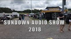 2018 SUNDOWN AUDIO SHOW WALKAROUND