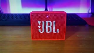 JBL Go Portable Speaker | Unboxing & Review + Sample (4K)