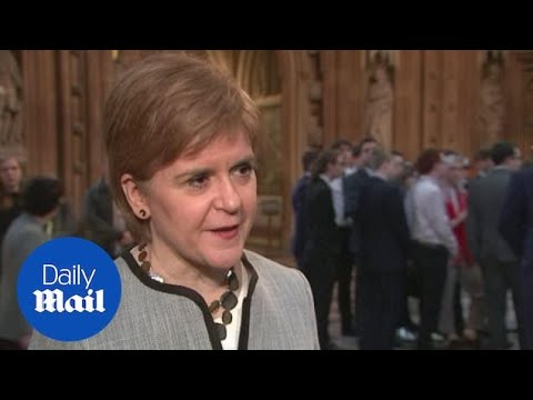 Nicola Sturgeon says the UK needs to hold a second EU referendum