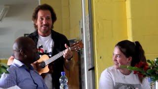 Eddie Vedder - Here Comes the Sun (Port Elizabeth, South Africa, 12/5/2018)