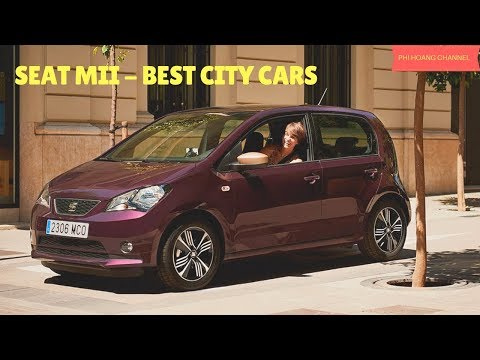Best Car 2017 - SEAT Mii - Best city cars [pictures] Phi Hoang Channel.