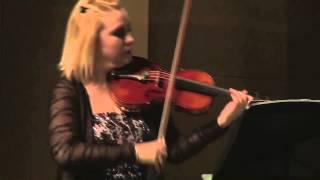 Shostakovich  -  Three Duets (Zodiac Trio - clarinet, violin-piano)