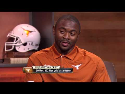 Johnathan Gray visits LHN [June 13, 2015]