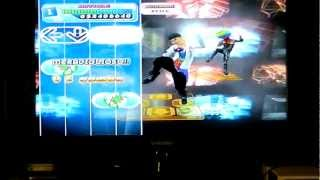 DanceDanceRevolution Wii - IN THE ZONE - Difficult PFC AAA (Choreograph Mode)