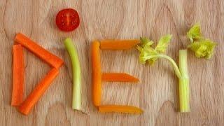 Что нужно есть, чтобы быстро похудеть. Обучающее видео