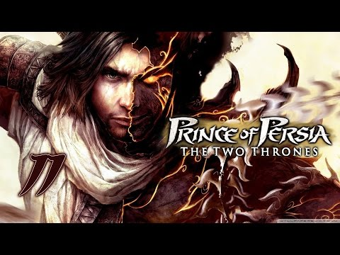 Prince of Persia: The Two Thrones PC 100% Walkthrough 11 (Hard) The City Gardens