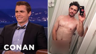 Repeat youtube video Dave Franco Doesn't Know What James Franco Is Doing Either